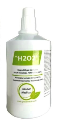 Picture of Hydrogen peroxide (cosmetic), 100ml