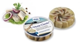 """Picture of IRBE - Herring fillet chunks """"Matje Classic"""" in oil, 260g (box*10)"""