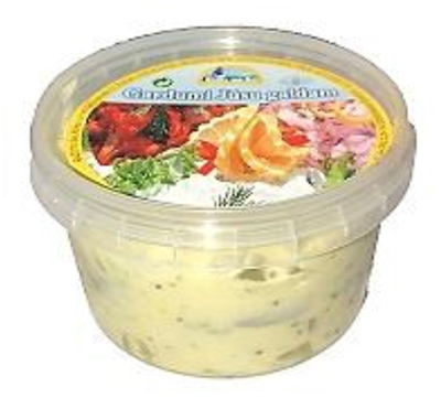 Picture of KIMSS UN KO - Herring fillet in mustard mayonnaise / Silku fileja sinepju majoneze 0,250g