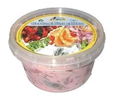 Picture of KIMSS UN KO - Herring fillets in mayonnaise with beets 250g