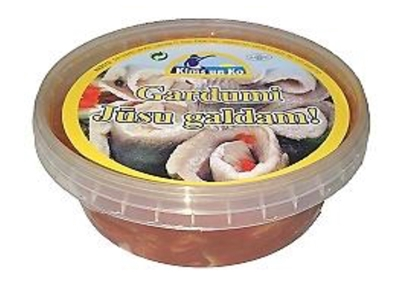 Picture of KIMSS UN KO - Herring fillets in tomato sauce 250g