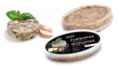 """Picture of IRBE - """"Forshmak Odessa style"""",220g (box*15)"""