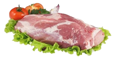 Picture of FOREVERS - Pork collar, ±2kg FROZEN