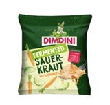 Picture of DIMDINI - Sauerkrauts with carrots, 550g (box*10)