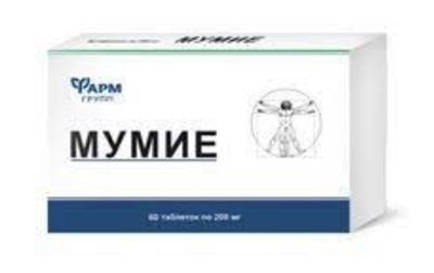 """Picture of VITAMIR - Supplement """"Мумиe"""", 60 tabl"""
