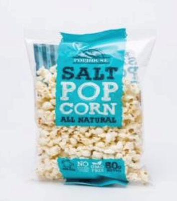 Picture of SNACK GENERATION - Popcorn salted, 50g (box*24)