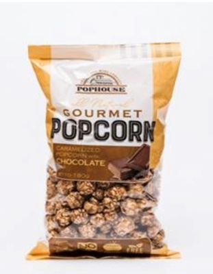 Picture of SNACK GENERATION - Popcorn with chocolate coated, 180g (box*30)