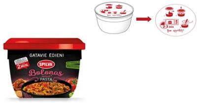 "Picture of SPILVA - Pasta ""Bolonese"" 0.44l (box*6)"
