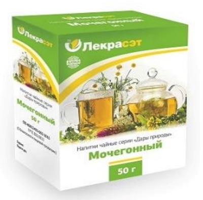 Picture of LEKRASET - Tea drink for urinary track, 50g