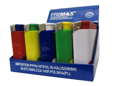 Picture of Flame Club - Electronic gas lighter P-14 LED (box*50)