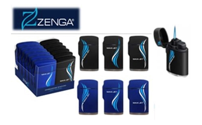 "Picture of ZENGA - Lighters ""Maxi Jet ZL-10"" (box*12)"