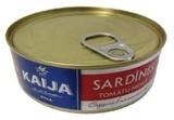 Picture of KAIJA - Sardina in tomato sause, 240g (box*24)