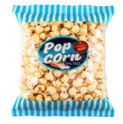 "Picture of ZMFOOD - Popcorn with salt ""Chiki Pop"", 150g (box*16)"