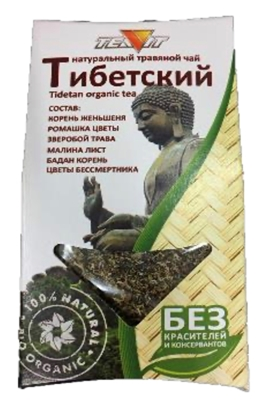 Picture of TIAVIT - Tibetan Organic Tea, 50g