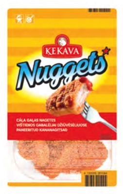 Picture of KEKAVA - Chicken nuggets, 310g