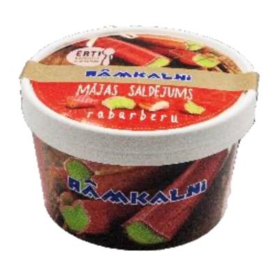 Picture of RAMKALNI - Ice cream rhubarb, 140g