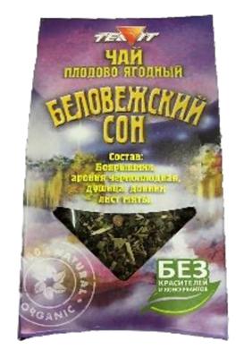 "Picture of TIAVIT - Tea drink ""Belovezhsky Dream"", 50g"
