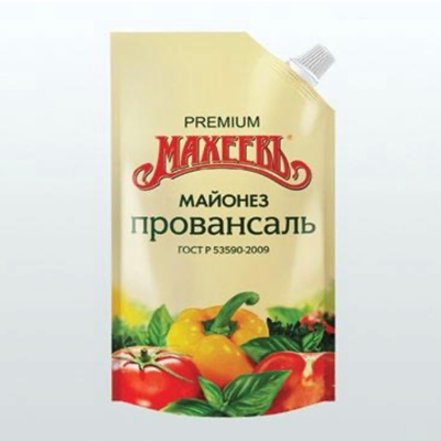 Picture of MAHEEV - Provencial mayonnaise 67%, 200ml (box*40)