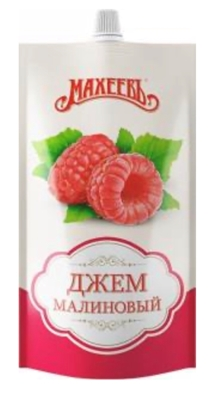 Picture of MAHEEV - Raspberry jam 300g (box*16)