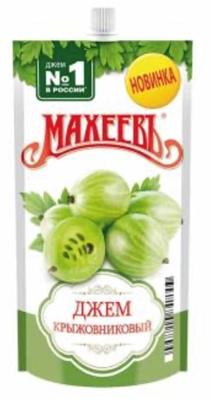 Picture of MAHEEV - Gooseberries jam 300g (box*16)