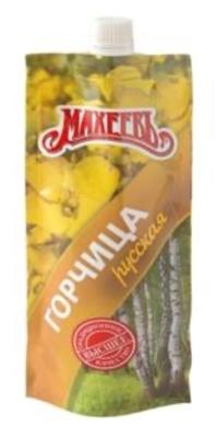 Picture of MAHEEV - Russian mustard 140ml (box*24)