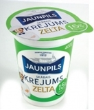 Picture of Jaunpils pienotava - Sour cream 15%, 400g (box*12)