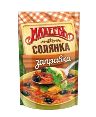 "Picture of MAHEEV - Soup dressing for ""Soļanka"", 250g (box*90)"