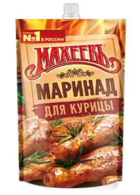Picture of MAHEEV - Mustard marinade for chicken, 300g (box*16)