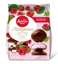 Picture of LAIMA - Maigums Raspberry zephyr in chocolate, 200g (box*10)