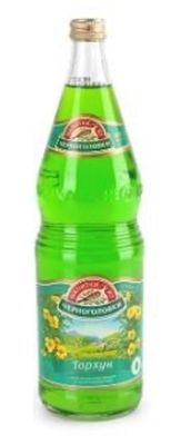"Picture of CHERNAGALOVKA - Drink lemonade ""Tarhun"", 1L (box*6)"