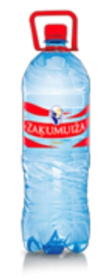 Picture of Zaķumuiža - Natural drinking water, sparkling 2L (box*6)