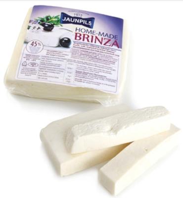 Picture of Jaunpils pienotava - Cheese BRINZA 200g