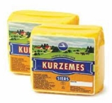 Picture of Jaunpils pienotava - Cheese KURZEME 800 - 1000g £/kg