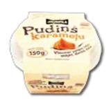 Picture of Jaunpils pienotava - Caramel pudding 150g (box*8)