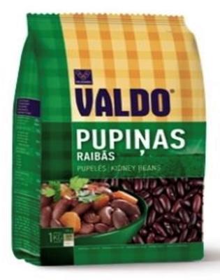 Picture of VALDO - Mottled beans (Pupiņas raibās) fas. 0.5kg p/m