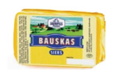 Picture of Jaunpils pienotava - Cheese BAUSKAS 350g
