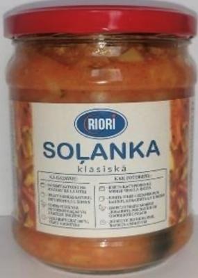 Picture of RIORI - Soljanka classic 500g (box*6)