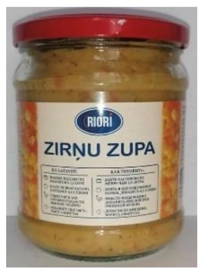 Picture of RIORI - Split peas soup 500g (box*6)