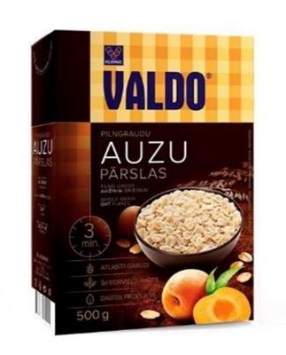 Picture of VALDO - Wholegrain oat flakes, 500g (box*14) (2)