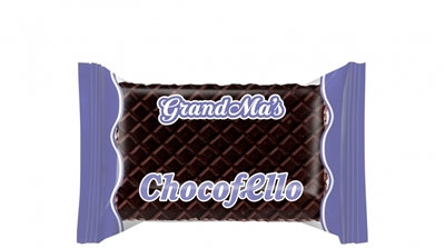 "Picture of GRANEX - Wafer with chocolate cover ""Chocofello"" 80g (box*14)"