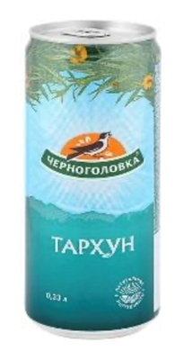 "Picture of CHERNAGALOVKA - Drink lemonade ""Tarhun"" 0.33L (box*12)"