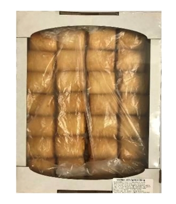 Picture of RAVSENTE - Mini rolls with apricot filling 500g