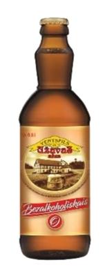 Picture of UZAVAS - Non alc.beer 0% 0,5l glass(box*20)