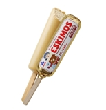 "Picture of SMARRT UNITED - Ice Cream ""Eskimos"" vanilla with white chocolate 110ml (box*40)"