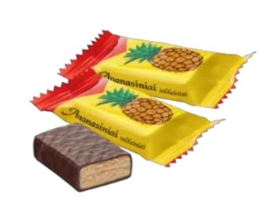 Picture of PERGALE - ANANASINIAI candies 1kg
