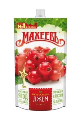 Picture of MAHEEV - Red currant jam 300g (box*16)