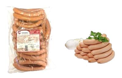 Picture of FOREVERS - Frankfurtes for kids, ±2kg £/kg. ONLY PREORDER