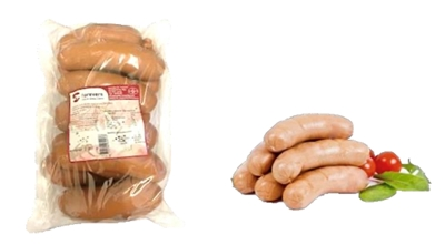 "Picture of FOREVERS - French sausages ""Kungu"", 1.7-2.4kg £/kg ONLY PREORDER"