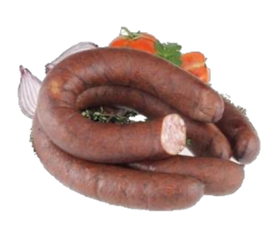 """Picture of FOREVERS - Home-style smoke-cured """"Jana"""" sausage, ±1.7kg £/kg ONLY PREORDER"""