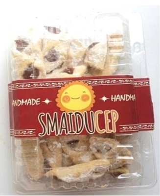 Picture of SALDA DZĪVE - Biscuits 'Intrigua' 450g (box*10)